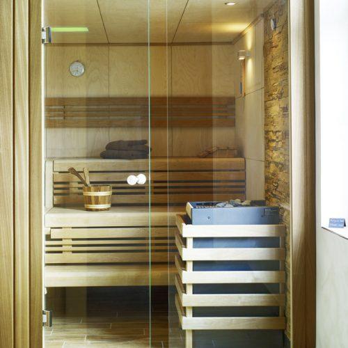 SAUNA | Höger' Hotel & Restaurant